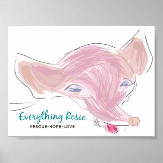 Everything Rosie Poster