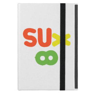 Everything Sucks ~ Sux Infinity Case For iPad Mini