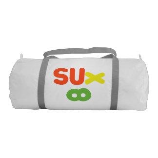 Everything Sucks ~ Sux Infinity Gym Bag