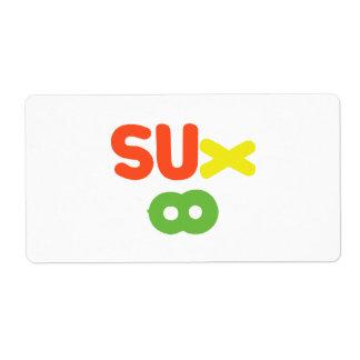 Everything Sucks ~ Sux Infinity Label