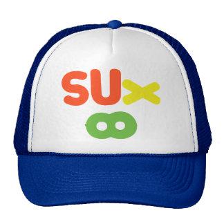 Everything Sucks ~ Sux Infinity Trucker Hat