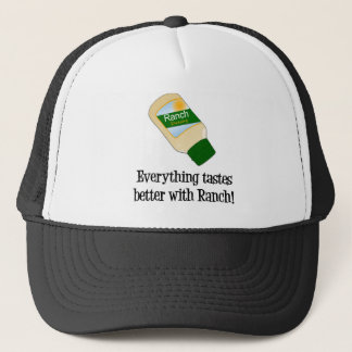 Everything Tastes Better with Ranch Trucker Hat