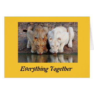 Everything Together Card