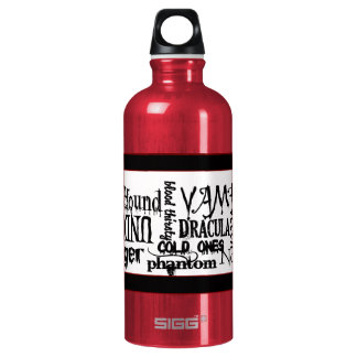 Everything Vampire waterbottle Aluminum Water Bottle