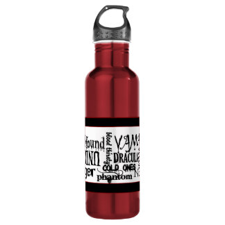 Everything Vampire waterbottle Water Bottle