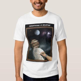 EverythingIsRelative template Shirt