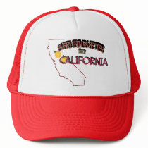 Everything's Better in California Cap