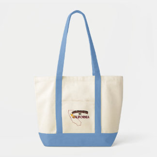 Everything's Better in California Impulse Tote Bags