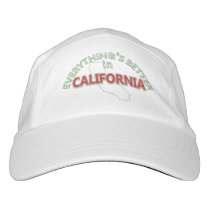 Everything's Better in California Performance Cap
