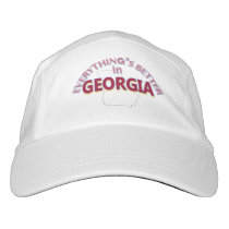 Everything's Better in Georgia Performance Cap