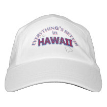 Everything's Better in Hawaii Performance Cap