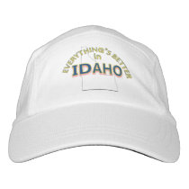 Everything's Better in Idaho Cap