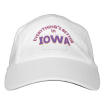 Everything's Better in Iowa Performance Cap