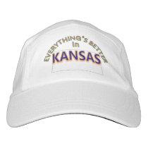 Everything's Better in Kansas Cap