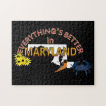 Everything's Better in Maryland Puzzle