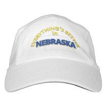 Everything's Better in Nebraska Performance Cap