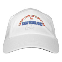 Everything's Better in New England Cap