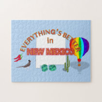 Everything's Better in New Mexico Puzzle