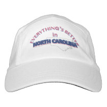Everything's Better in North Carolina Cap