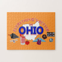 Everything's Better in Ohio Puzzle