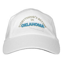 Everything's Better in Oklahoma Performance Cap