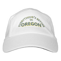 Everything's Better in Oregon Performance Cap