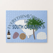 Everything's Better in South Carolina Puzzle