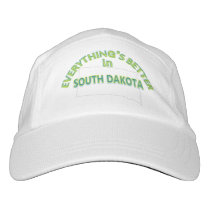Everything's Better in South Dakota Cap