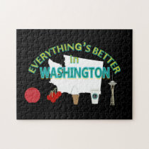 Everything's Better in Washington Puzzle