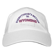 Everything's Better in Wyoming Performance Cap