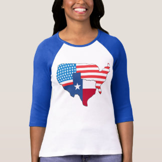 Everything's Bigger In Texas T Shirt
