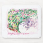 Everything's Comin' Up Rosie Mouse Pad