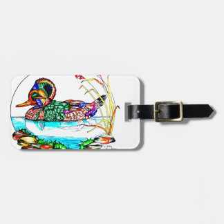 EVERYTHING'S DUCKY! LUGGAGEC TAG