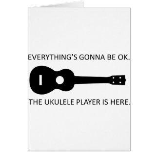 Everything's Gonna Be OK! Card