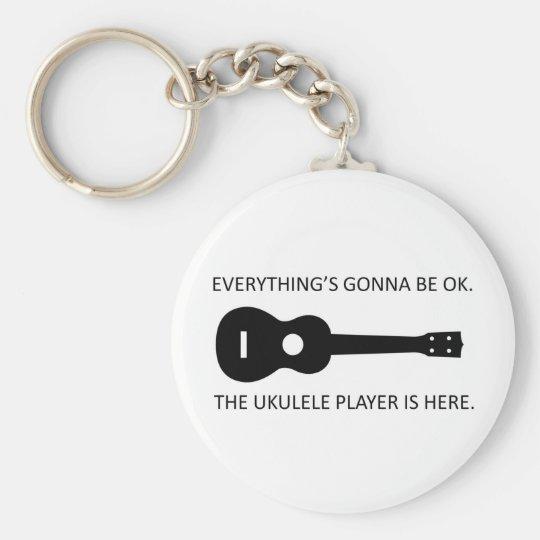 Everything's Gonna Be OK! Keychain