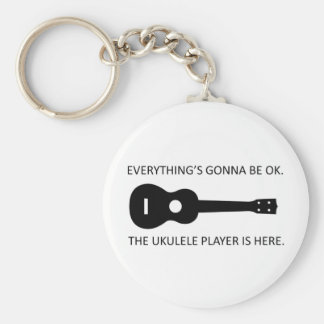 Everything's Gonna Be OK! Keychains