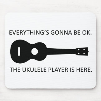 Everything's Gonna Be OK! Mouse Pad