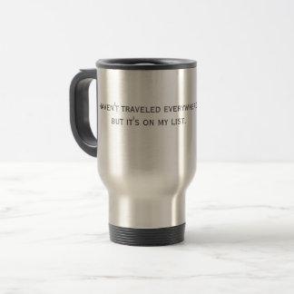 Everywhere Travel Mug