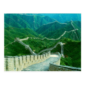 Everywhereness Great Wall Of China Postcards