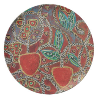 Eve's Apples Plate