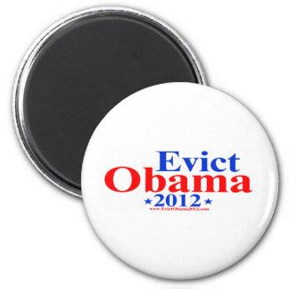 EVICT OBAMA 2012 MAGNET
