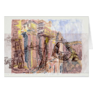 Evidence Ancient Ruins Card