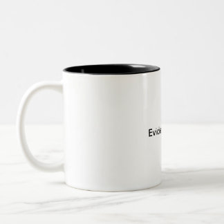 Evidence-Based Banned Words Two-Tone Coffee Mug