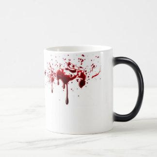 Evidence mug