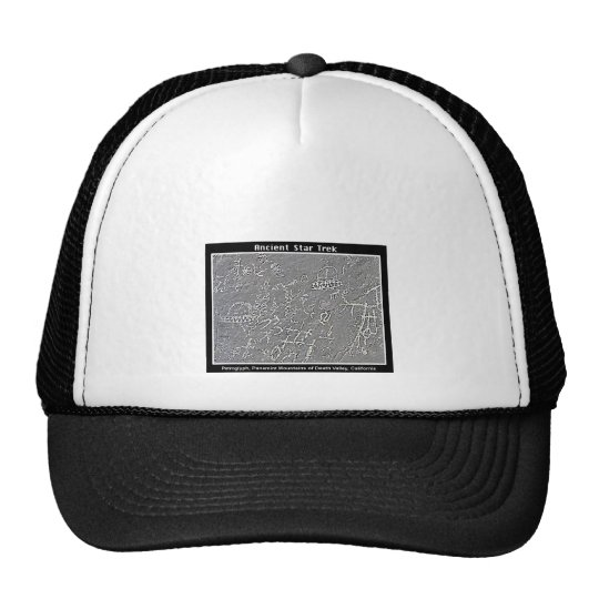Evidence of UFOs or Ancient Mythology?! Trucker Hat