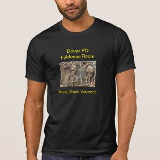 Evidence Room Humor: T-Shirt (Black)