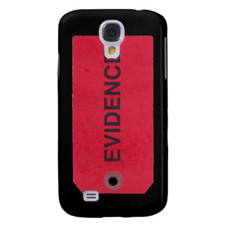 Evidence Tag iPhone 3 Case