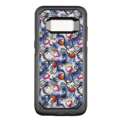 Frozen's Kristoff with Olaf the Snowman and Sven the Reindeer OtterBox Commuter Samsung Galaxy S8 Case