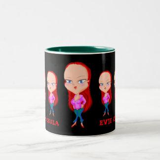 Evie Chula Zamm Mugs