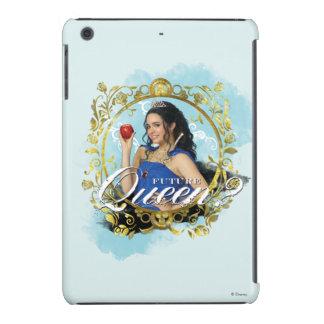 Evie - Future Queen iPad Mini Retina Cover